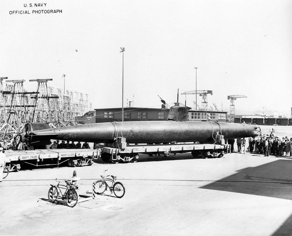 Click image for larger version.  Name:1.1. 2 2 4 33 HA-19 6e at Mare Island on 10 September 1942.jpg Views:2 Size:146.5 KB ID:3681191