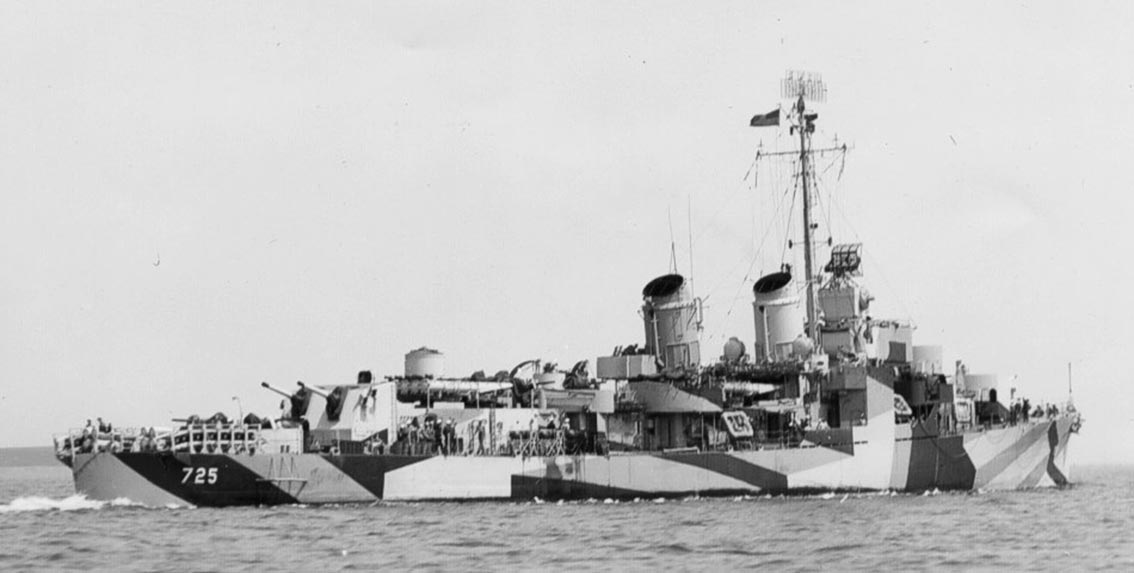 Click image for larger version.  Name:1.1. 2 2 4 42 USS O'Brien (DD-725) off Boston, Massachusetts on 3 May 1944.jpg Views:1 Size:68.3 KB ID:3681667