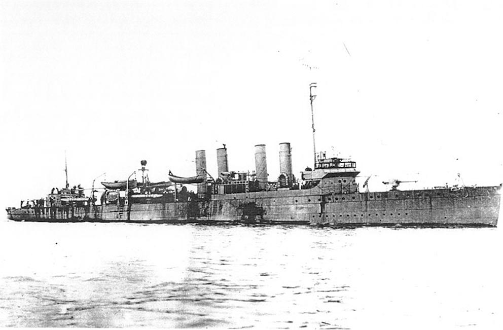 Click image for larger version.  Name:1.1. 2 2 5 USS Clemson DD-186 2.jpg Views:1 Size:74.4 KB ID:3682323