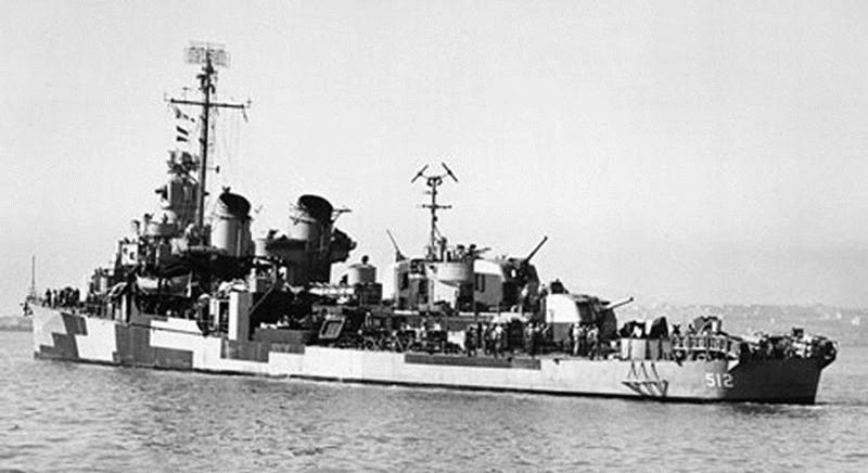 Click image for larger version.  Name:1.1. 3 0 5 1 USS Spence (DD-512) 1.jpg Views:3 Size:104.2 KB ID:3682963