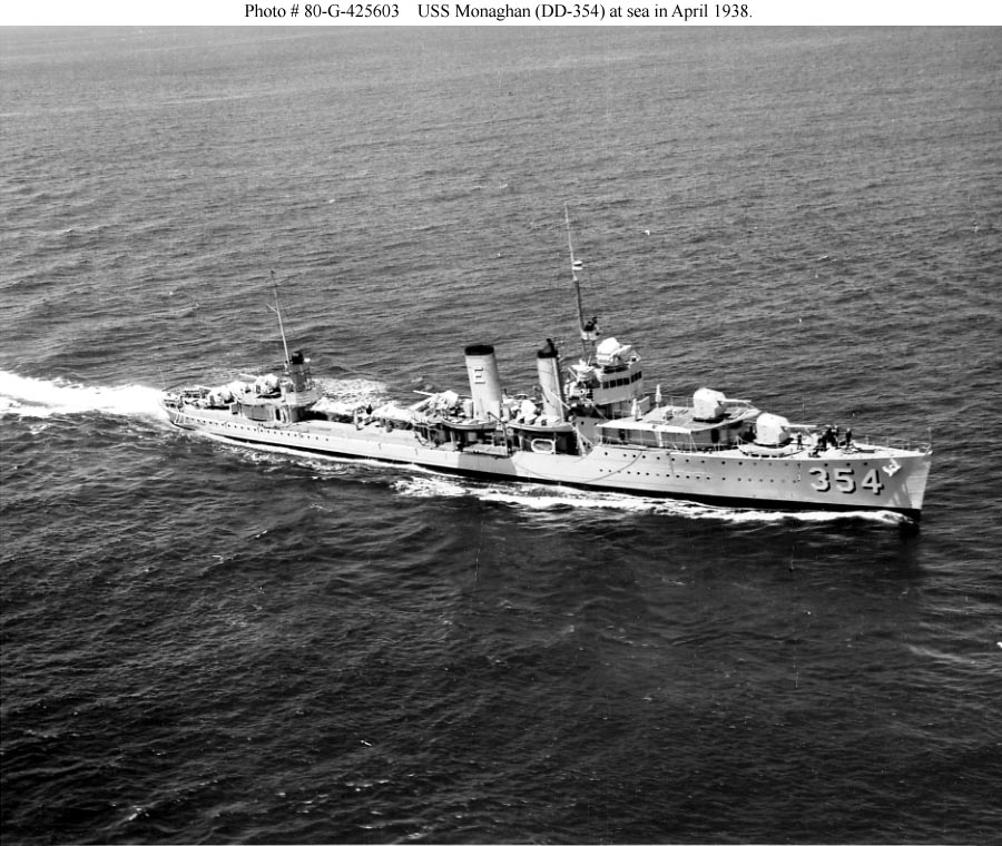 Click image for larger version.  Name:1.1. 3 0 5 2 USS Monaghan (DD-354) 1.jpg Views:2 Size:145.4 KB ID:3682969