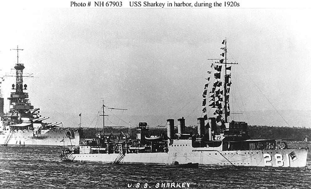 Click image for larger version.  Name:1. 1 5 DesRon 9 USS Sharkey (DD-281).jpg Views:2 Size:336.9 KB ID:3675609