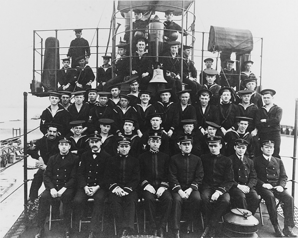 Click image for larger version.  Name:1. 1 6 DesRon 14 USS Hopkins (DD-249) CDR Rufus Wellington Mathewson.jpg Views:2 Size:421.3 KB ID:3675615