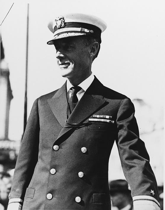 Click image for larger version.  Name:1. 2 Melville Rear Admiral Sumner E.W. Kittelle, USN, Commander Destroyer Squadrons, Battle Flee.jpg Views:2 Size:113.3 KB ID:3675619