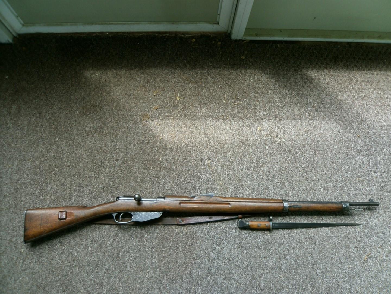 Dutch M95 German Modified