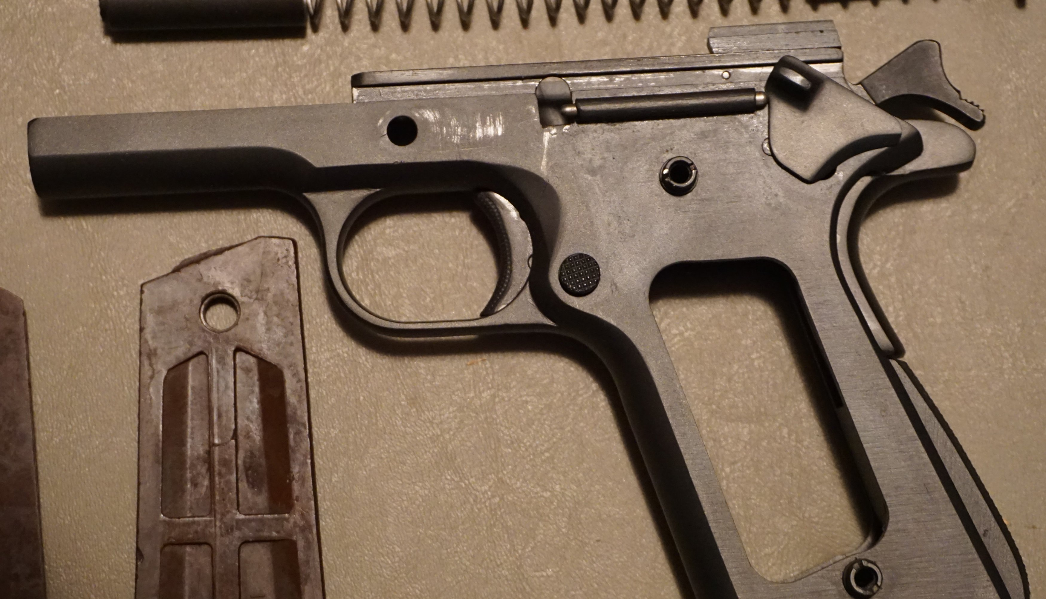 Thoughts on this 1911 - Additional pic added