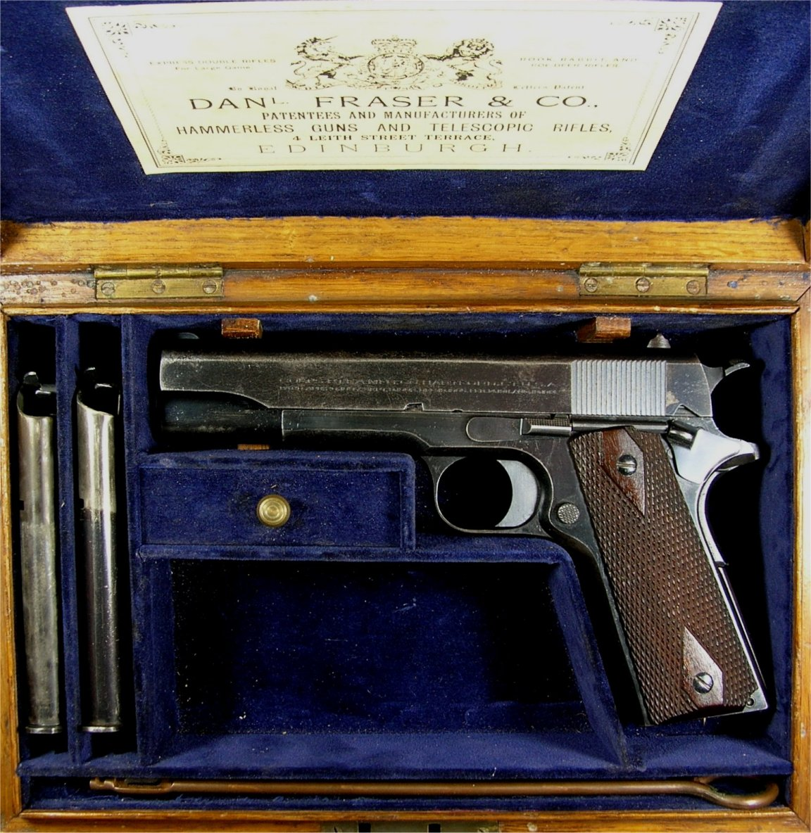 Click image for larger version.  Name:1911cased S.jpg Views:429 Size:287.2 KB ID:539783
