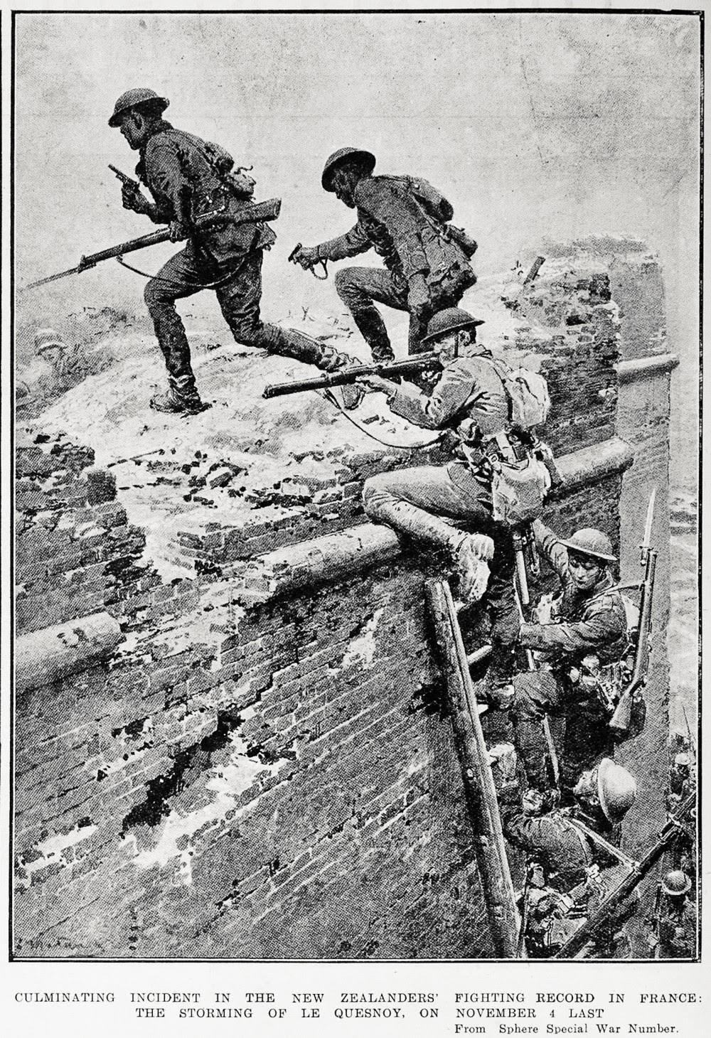 Click image for larger version.  Name:2.1. 0 1 scaling ladder storming of Le Quesnoy.jpg Views:1 Size:595.0 KB ID:3651229