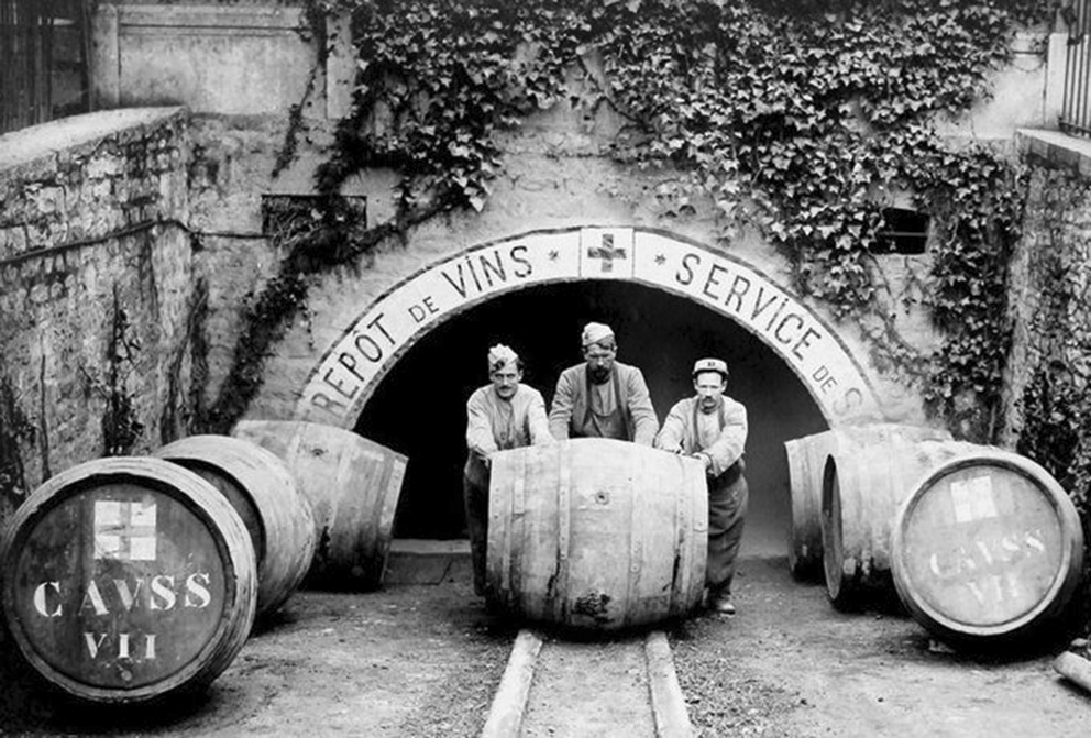 Click image for larger version.  Name:2.3.1. 3 1 5 1 WW1 Wine rations for French troops 1.jpg Views:1 Size:382.0 KB ID:3652963