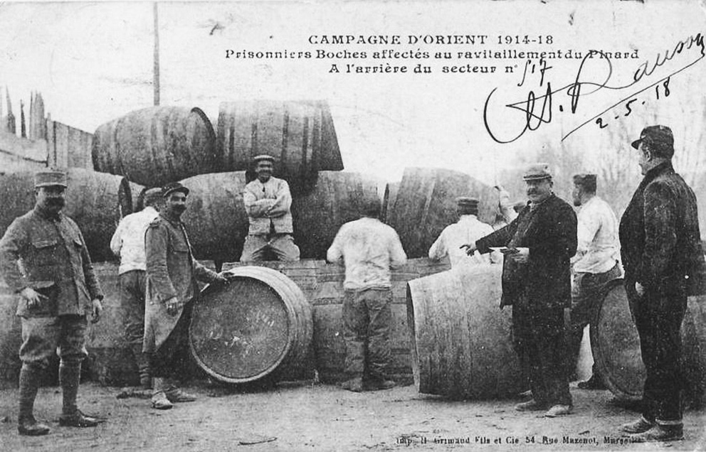 Click image for larger version.  Name:2.3.1. 3 1 5 1 WW1 Wine rations for French troops 6.jpg Views:1 Size:233.8 KB ID:3652967