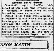 Click image for larger version.  Name:2.4.3. 12 4 a German-language book burning in 1918.jpg Views:38 Size:15.5 KB ID:3667359