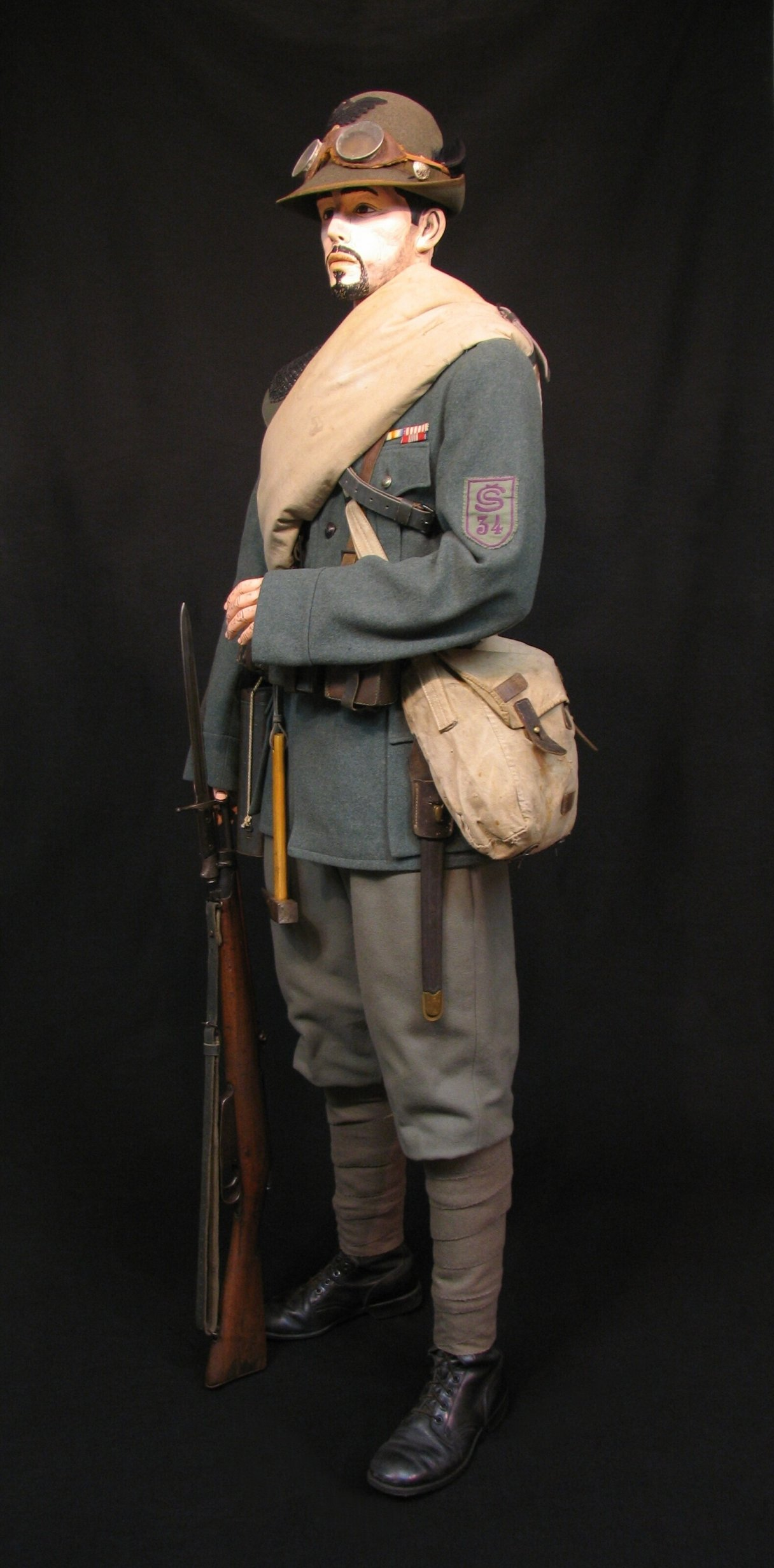 2-Italian Czech Legion Assist MG c 1918 R.jpg