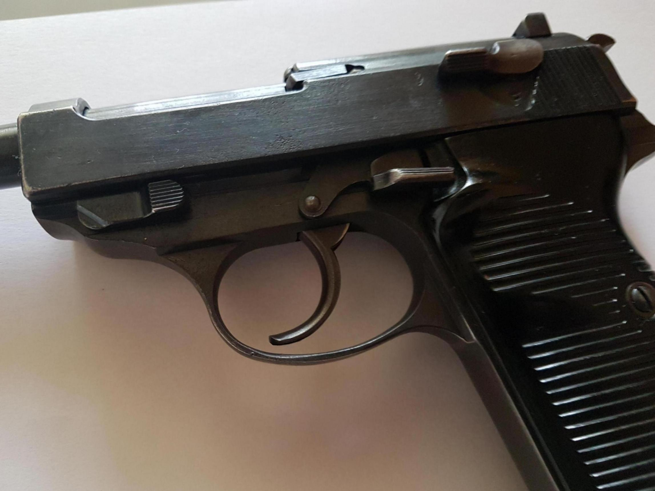 Need more info on Walther P38 E359