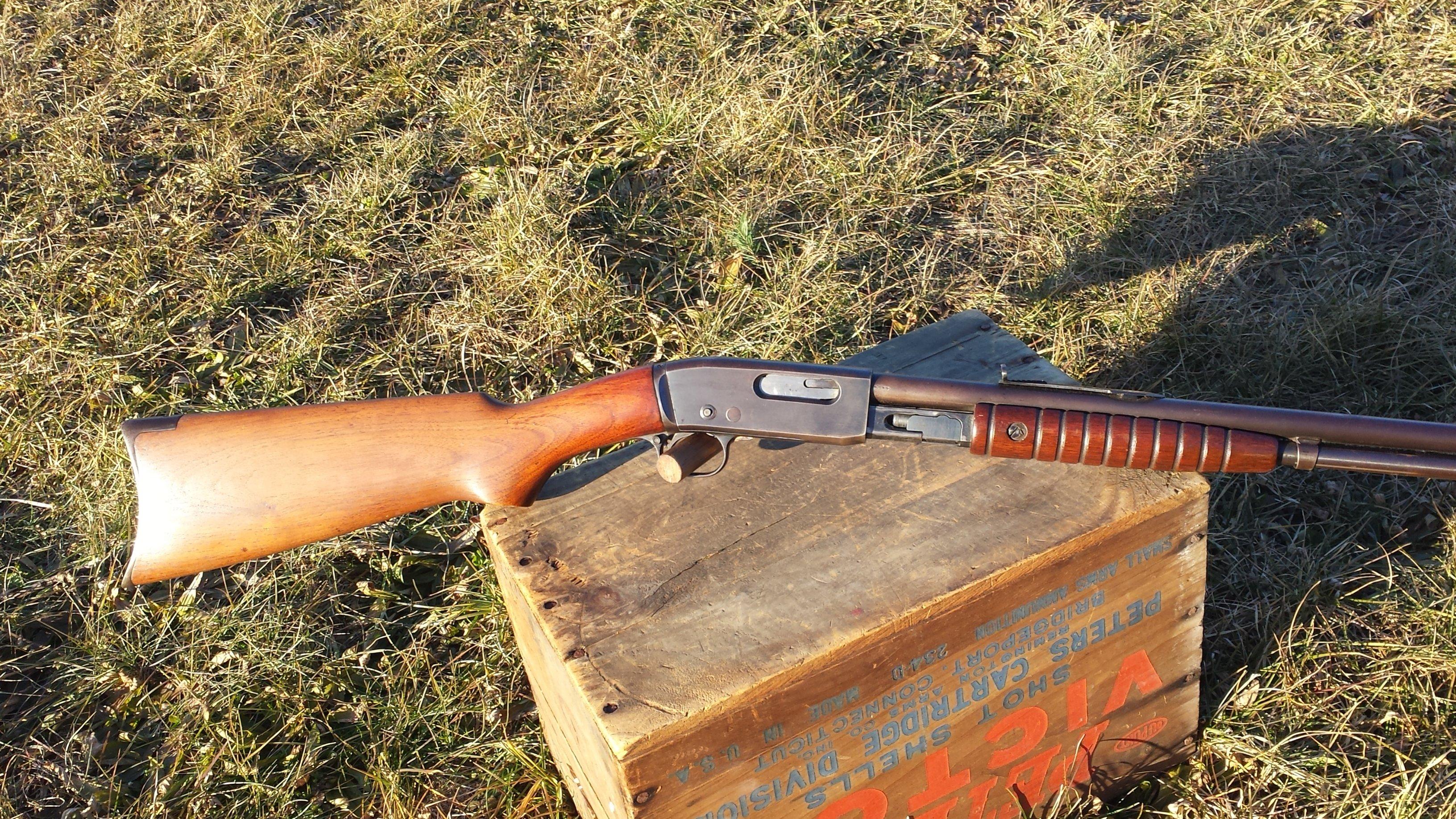 Remington model 25 serial numbers