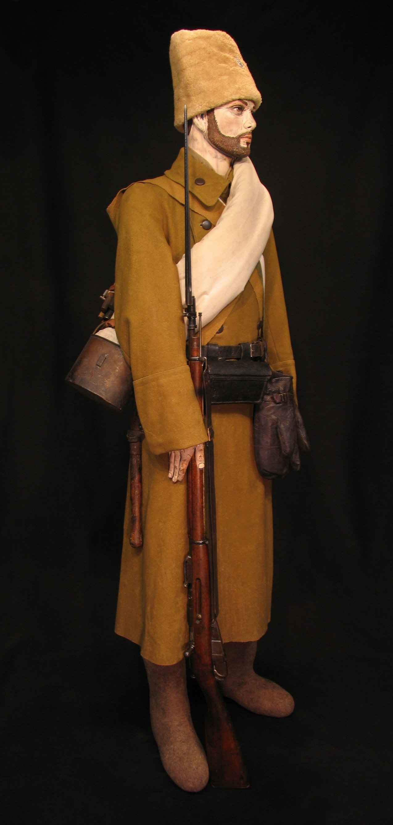 3-Czech Legion Winter Dress c 1916-1920 03R.jpg