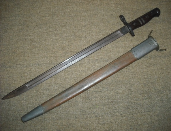 M1917 Enfield bayonet reproduction