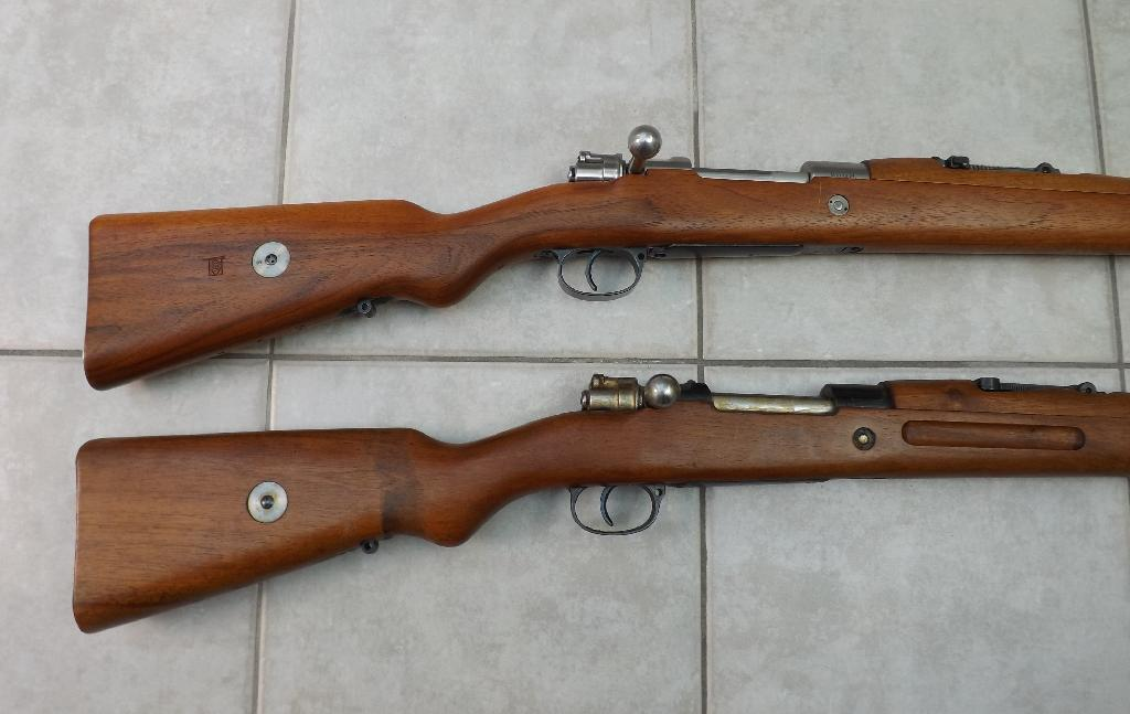 Click image for larger version.  Name:7x57mm Brazilian Mausers 01.jpg Views:17 Size:69.2 KB ID:927852