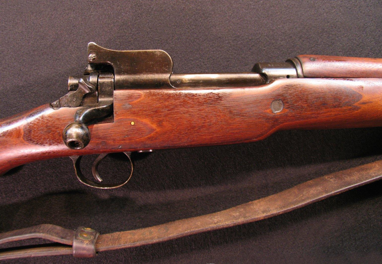 Click image for larger version.  Name:British P14 w Bayonet R-2.jpg Views:5 Size:312.0 KB ID:2237938