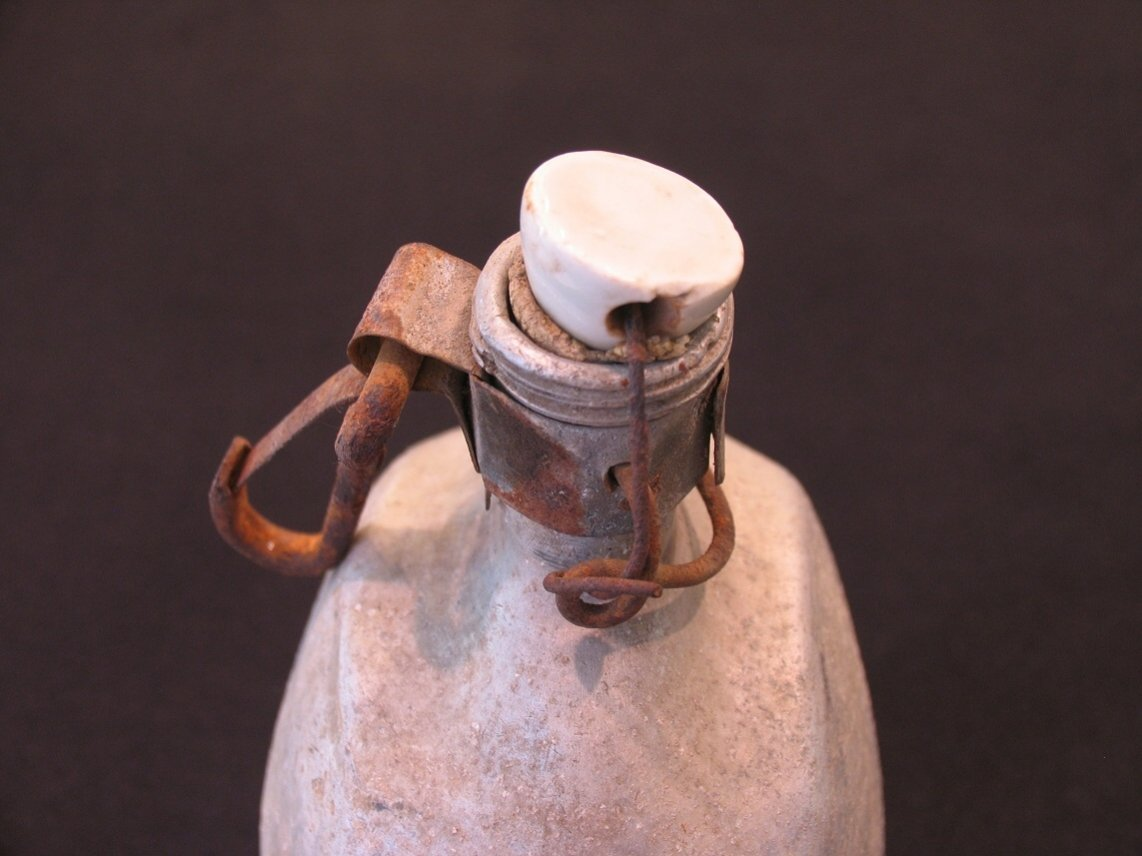 Click image for larger version.  Name:Bulgarian WWI Water Bottle 1R.jpg Views:13 Size:101.1 KB ID:587558