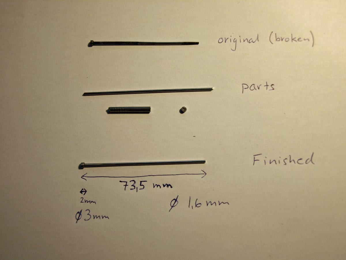 Click image for larger version.  Name:Chassepot Needle.jpg Views:32 Size:82.1 KB ID:640642