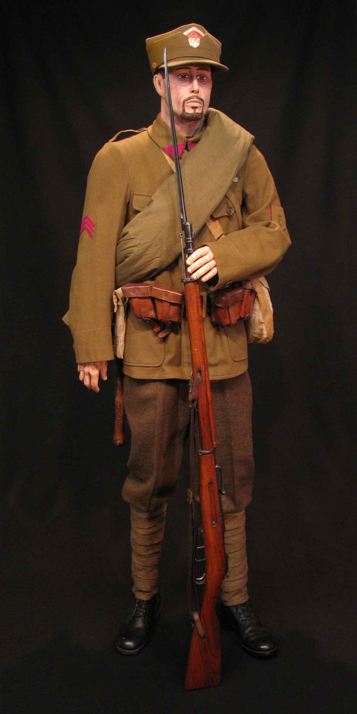 Click image for larger version.  Name:Czech Legion 6th Rifle Regt Display 01R.jpg Views:7 Size:296.6 KB ID:650198
