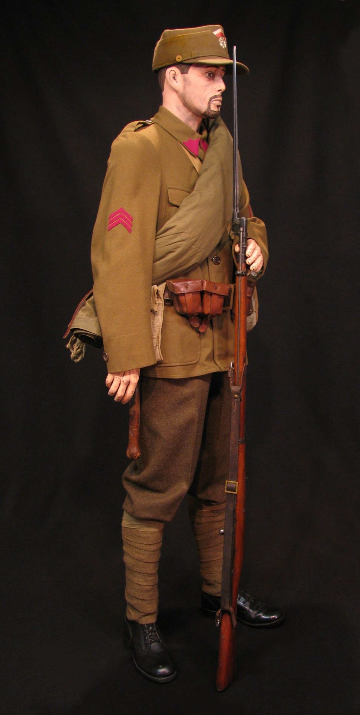 Click image for larger version.  Name:Czech Legion 6th Rifle Regt Display 02R.jpg Views:7 Size:302.0 KB ID:650199