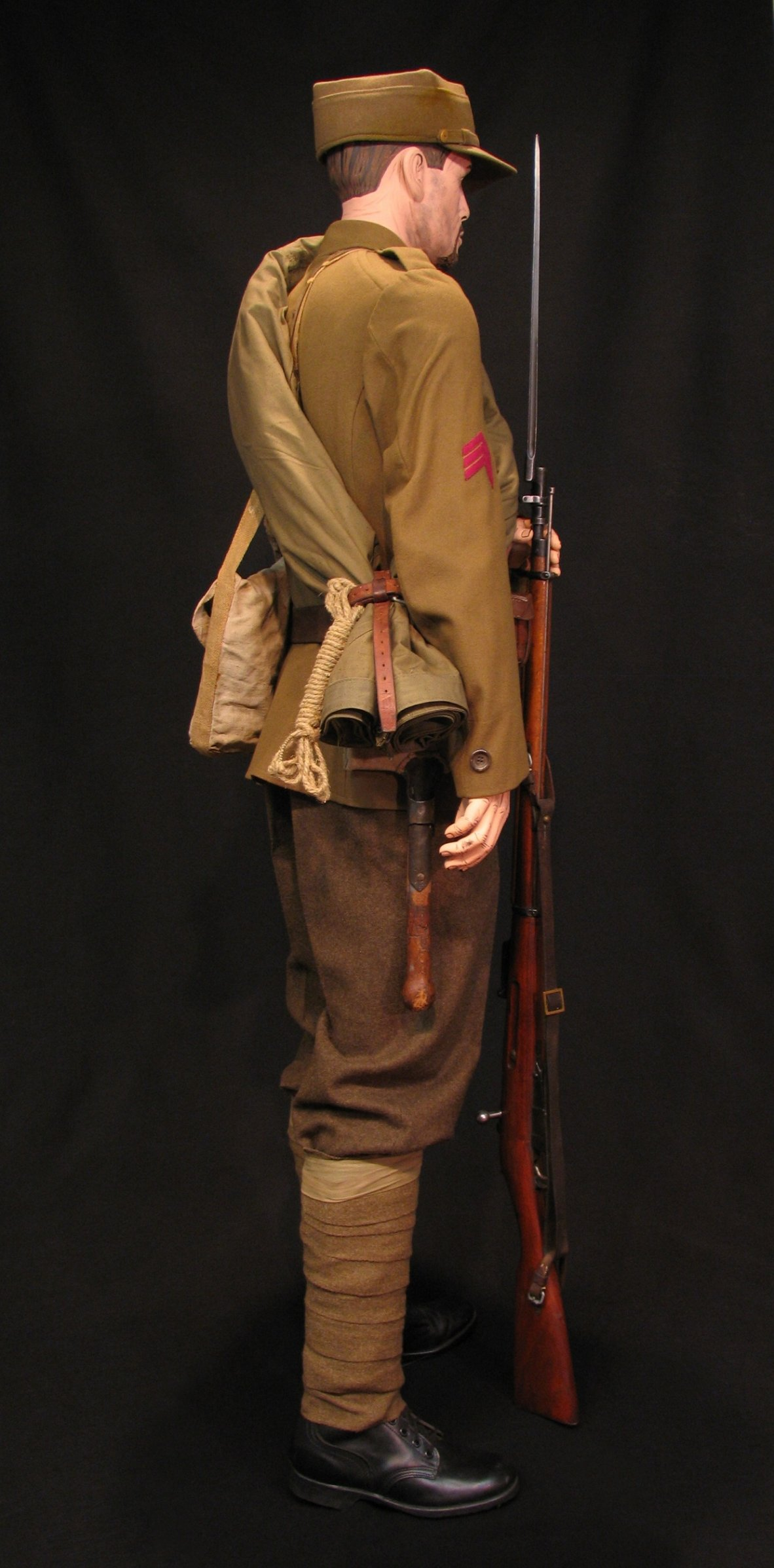 Click image for larger version.  Name:Czech Legion 6th Rifle Regt Display 04R.jpg Views:2 Size:301.0 KB ID:650201