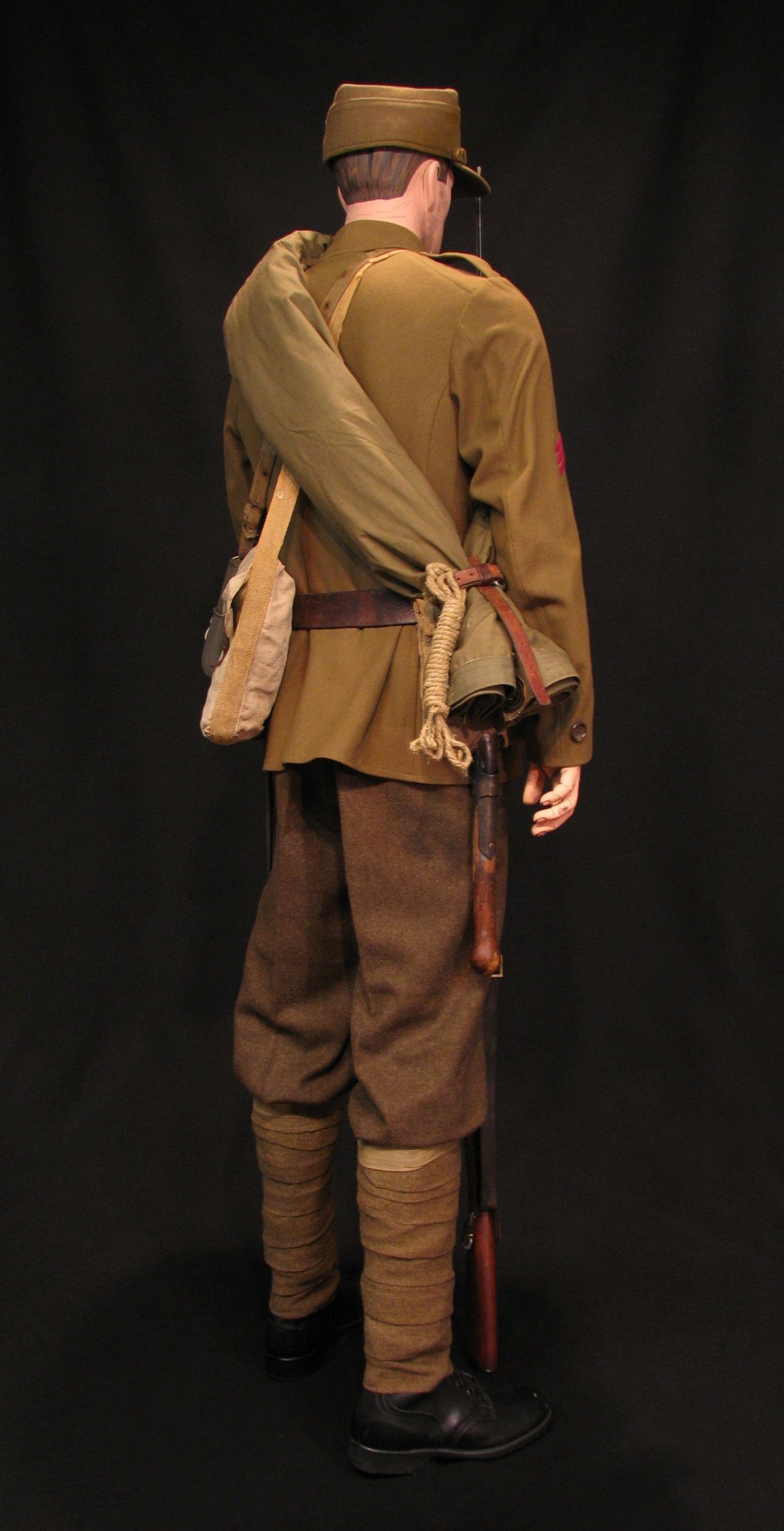 Click image for larger version.  Name:Czech Legion 6th Rifle Regt Display 05R.jpg Views:8 Size:300.8 KB ID:650220