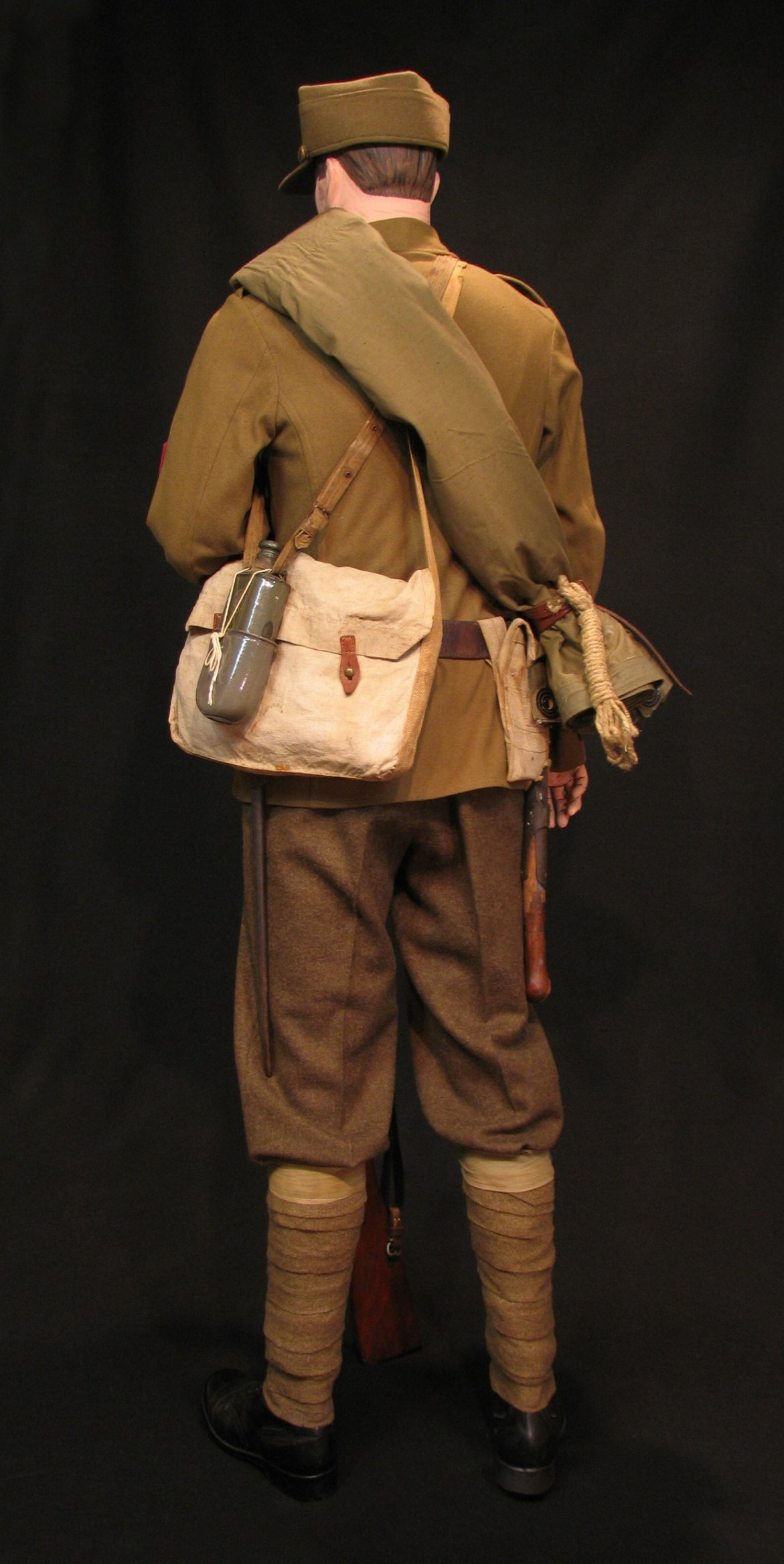 Click image for larger version.  Name:Czech Legion 6th Rifle Regt Display 07R.jpg Views:2 Size:297.1 KB ID:650204