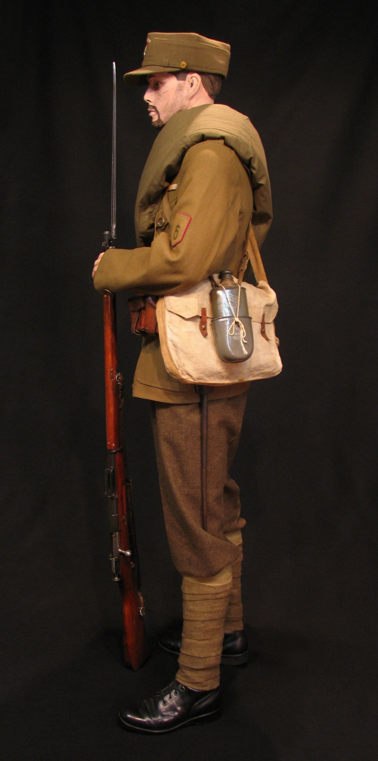 Click image for larger version.  Name:Czech Legion 6th Rifle Regt Display 10R.jpg Views:5 Size:299.2 KB ID:650207