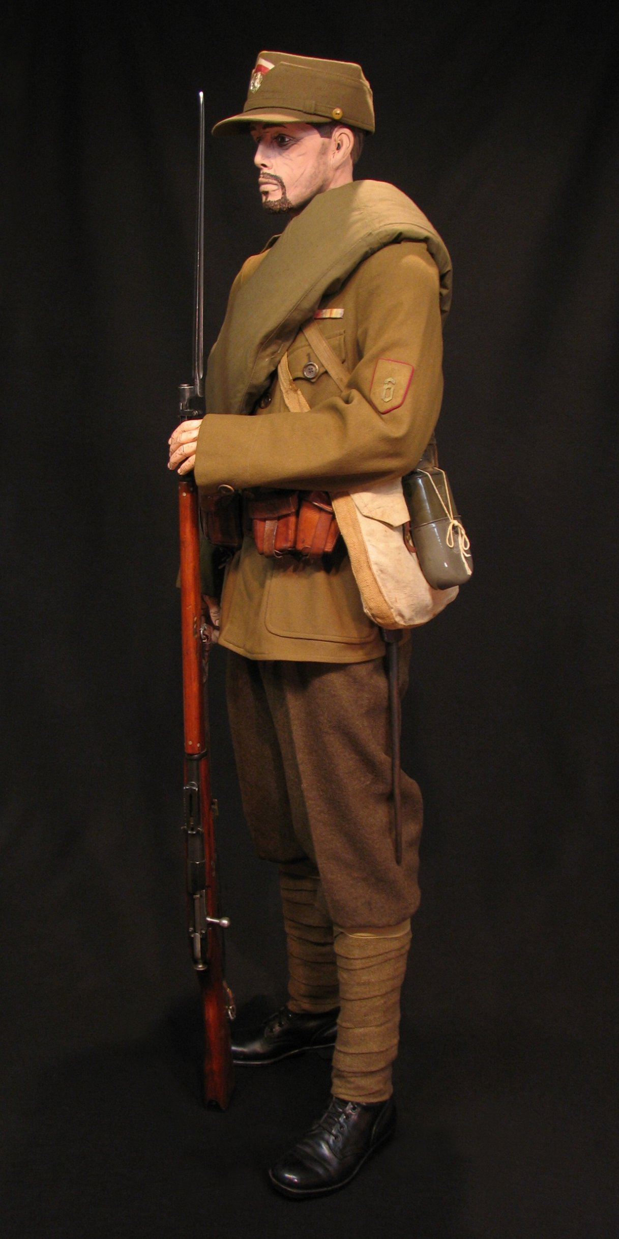 Click image for larger version.  Name:Czech Legion 6th Rifle Regt Display 11R.jpg Views:6 Size:302.1 KB ID:650208