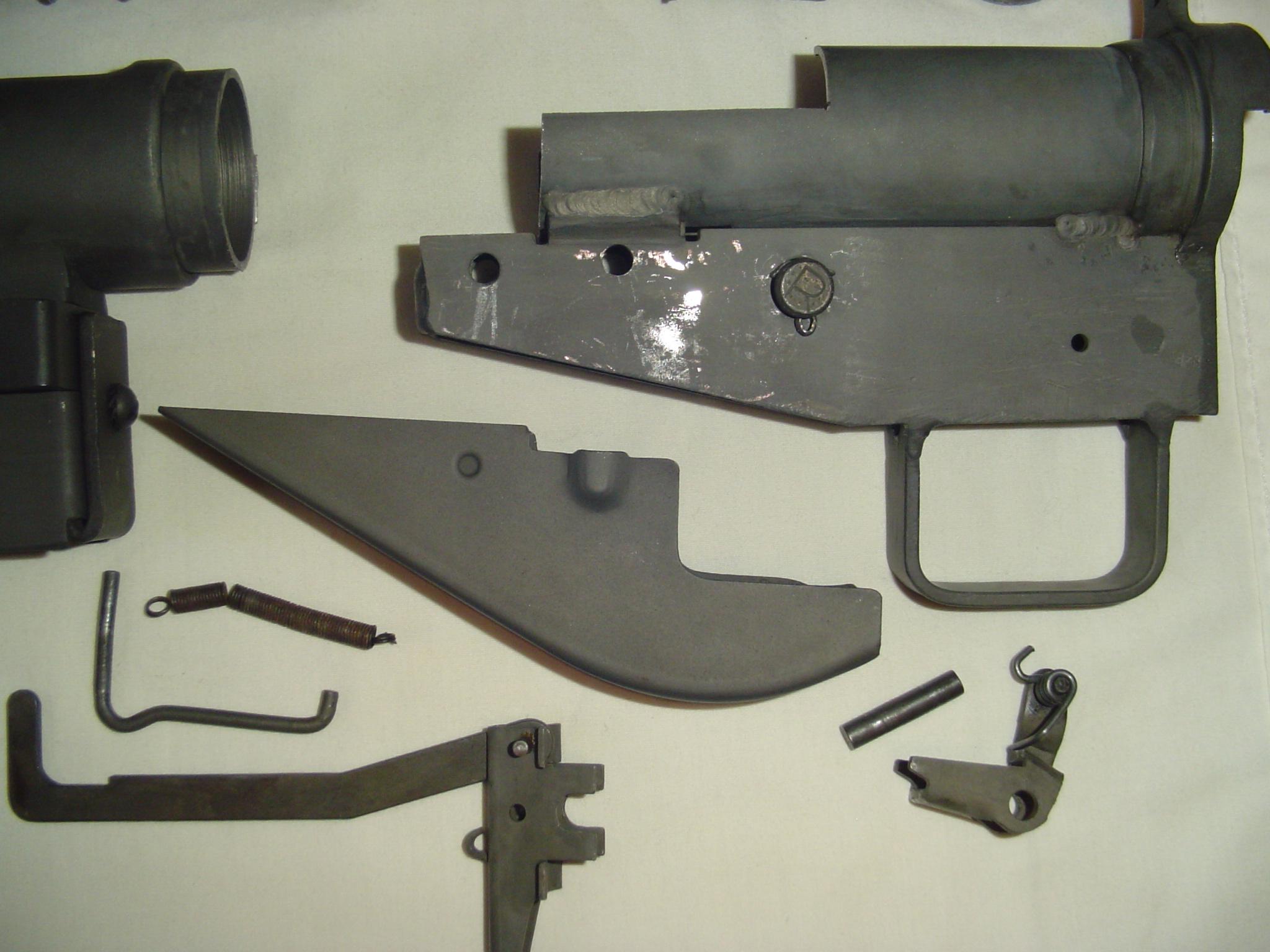 WTS: Sten Mk II parts kit