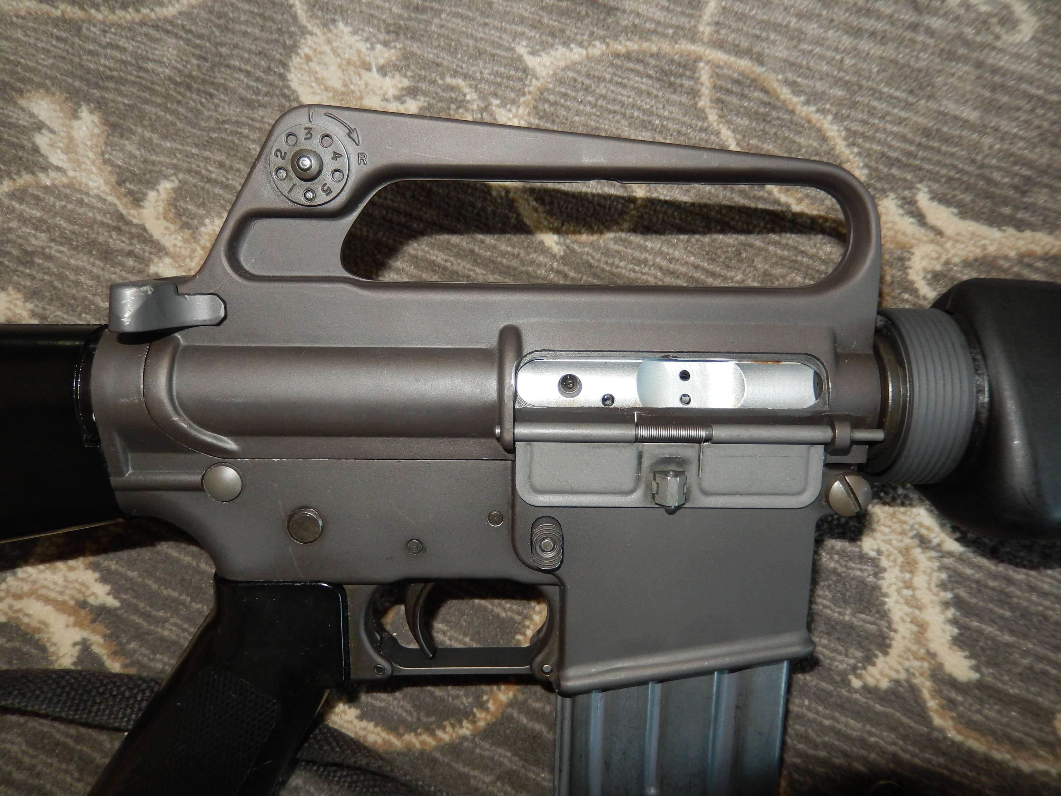 pictures of 1967 sp1 with chrome bolt and carrier