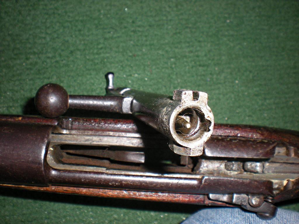Weird Chinese Mauser, 1888?