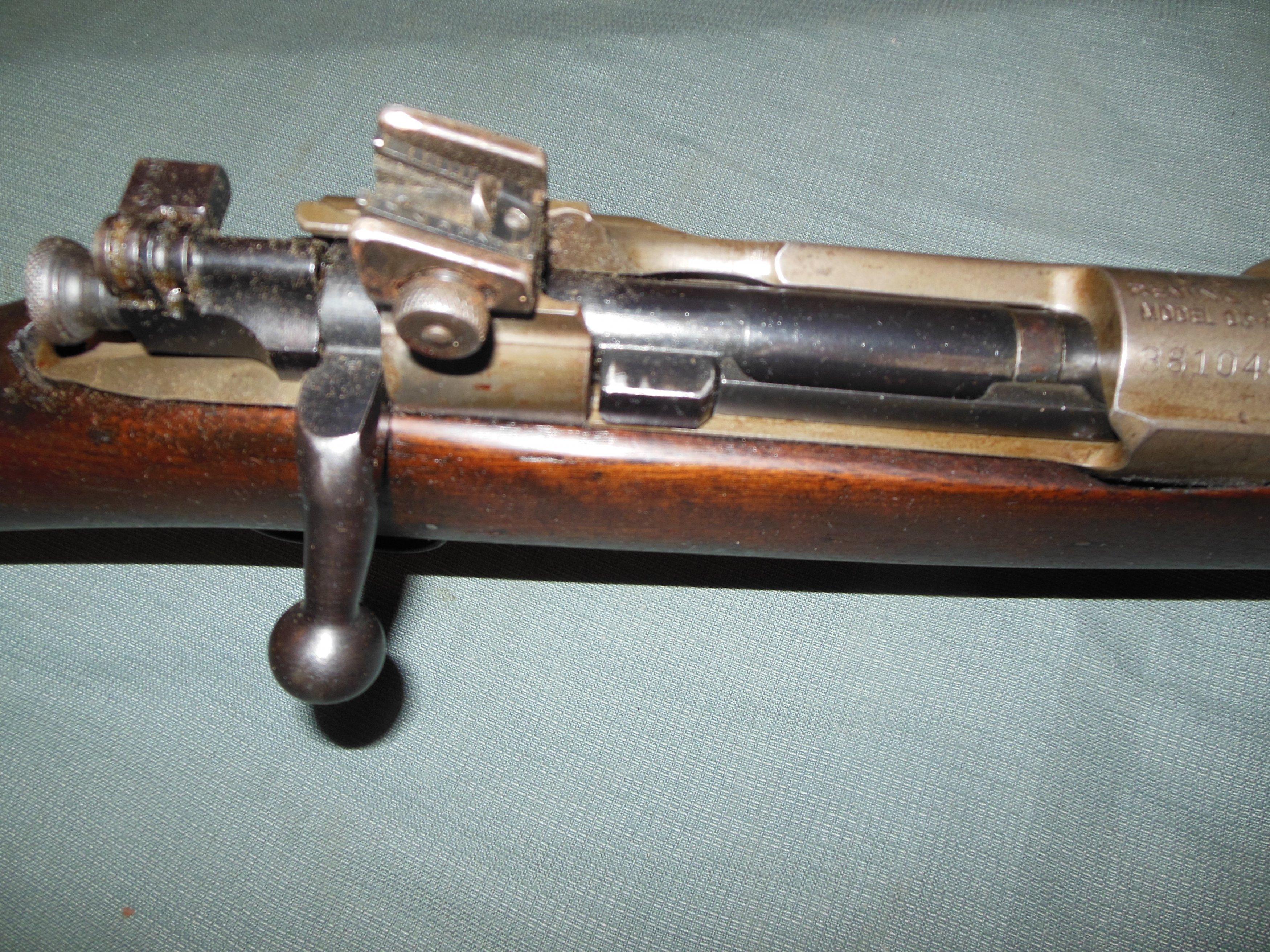 value of rebuilt Remington 1903A3 rifle