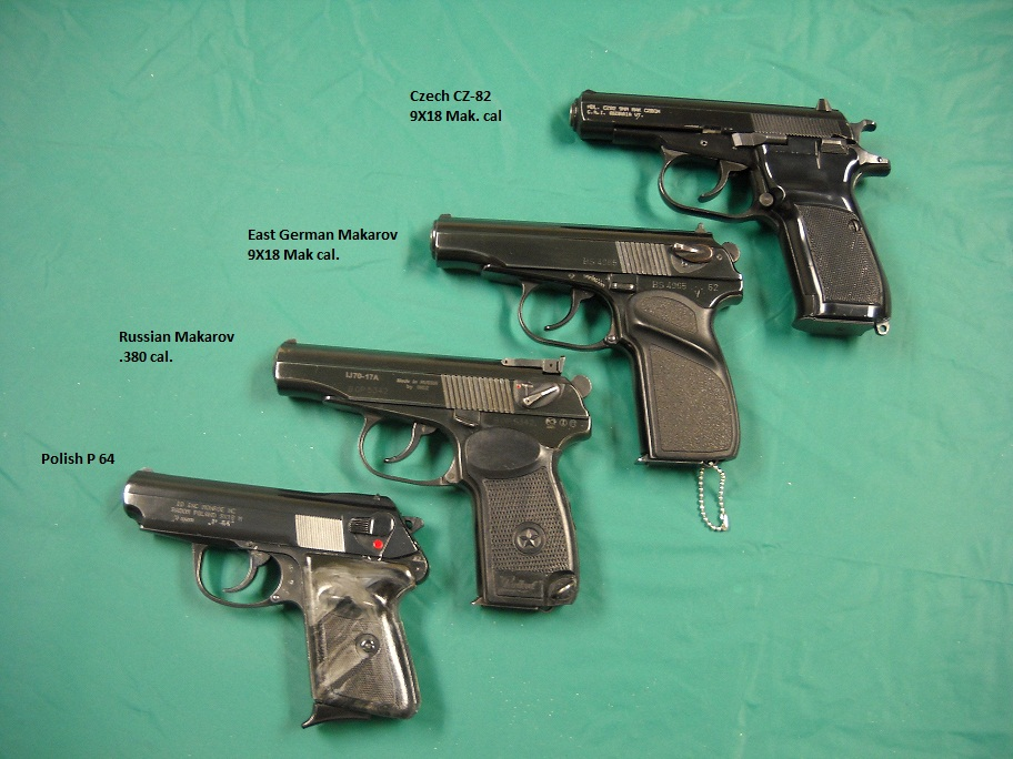 Click image for larger version.  Name:eastern bloc makerov pistols.jpg Views:24 Size:231.9 KB ID:1870249
