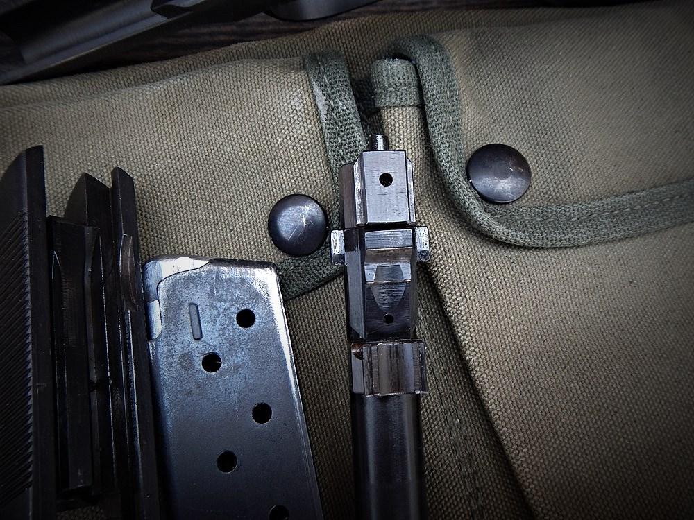 My new to me Helwan 9mm,