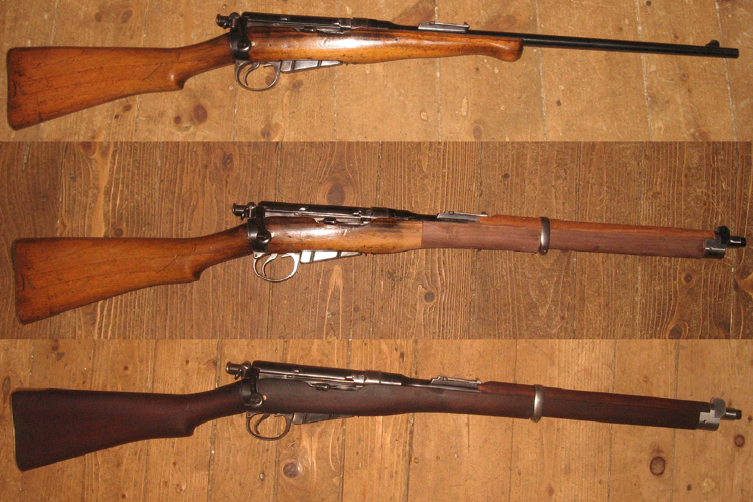 Cavalry carbine restoration