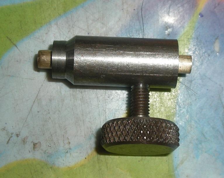 My DIY firing pin gauge