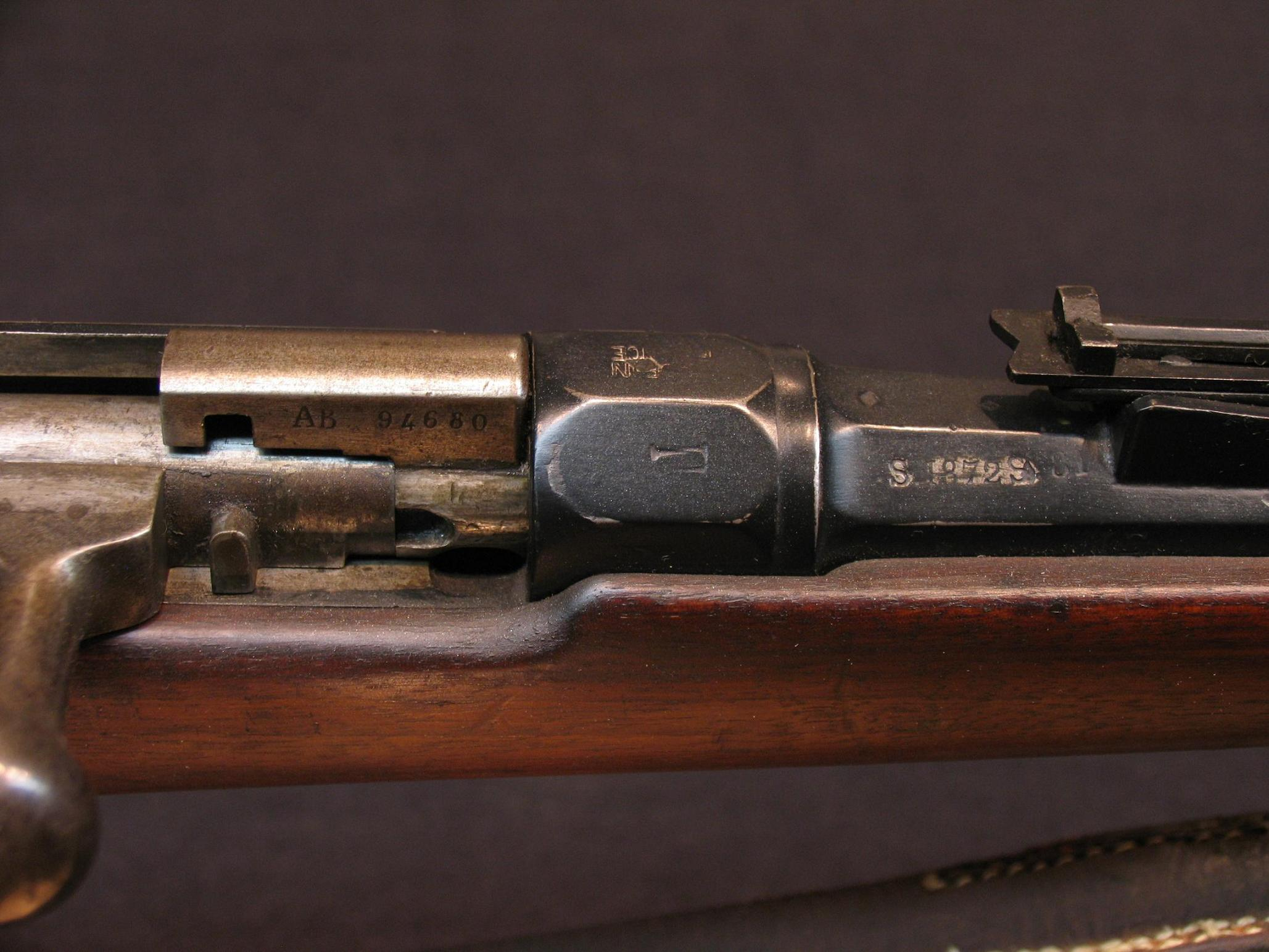 Click image for larger version.  Name:French Mle 1874 Gras Inf Rifle 1 - R.JPG Views:36 Size:294.9 KB ID:570707