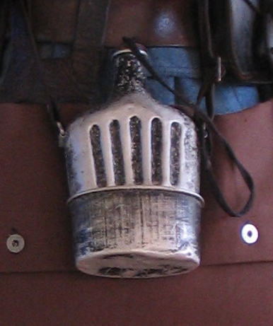 Click image for larger version.  Name:French Mle 1884 Experimental Water Bottle.jpg Views:22 Size:121.2 KB ID:629907