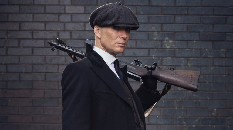 What model submachine gun is this?