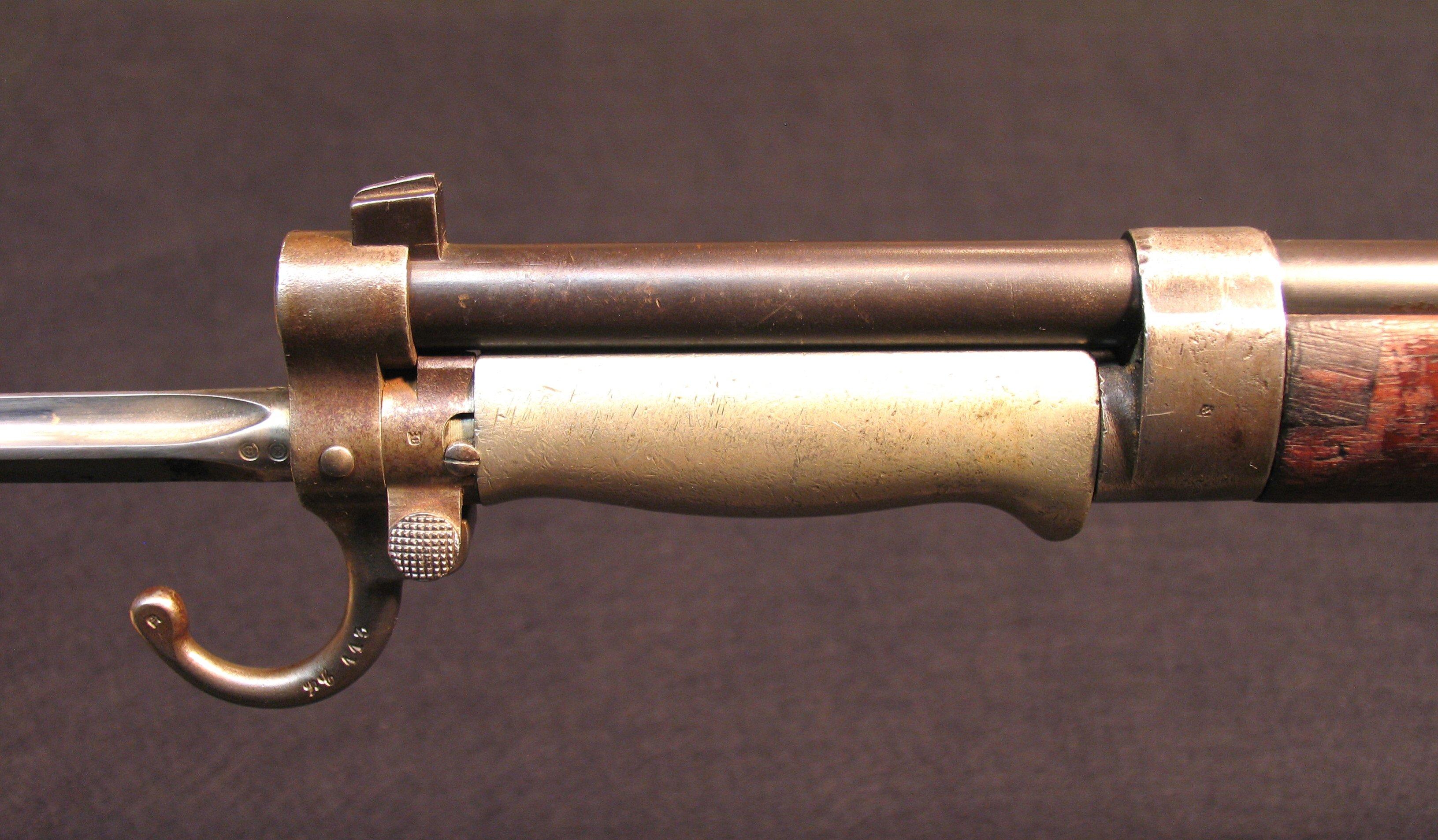Click image for larger version.  Name:German Unit Mrkd Mle 1886 Lebel Rifle 11R.jpg Views:5 Size:854.5 KB ID:3687199