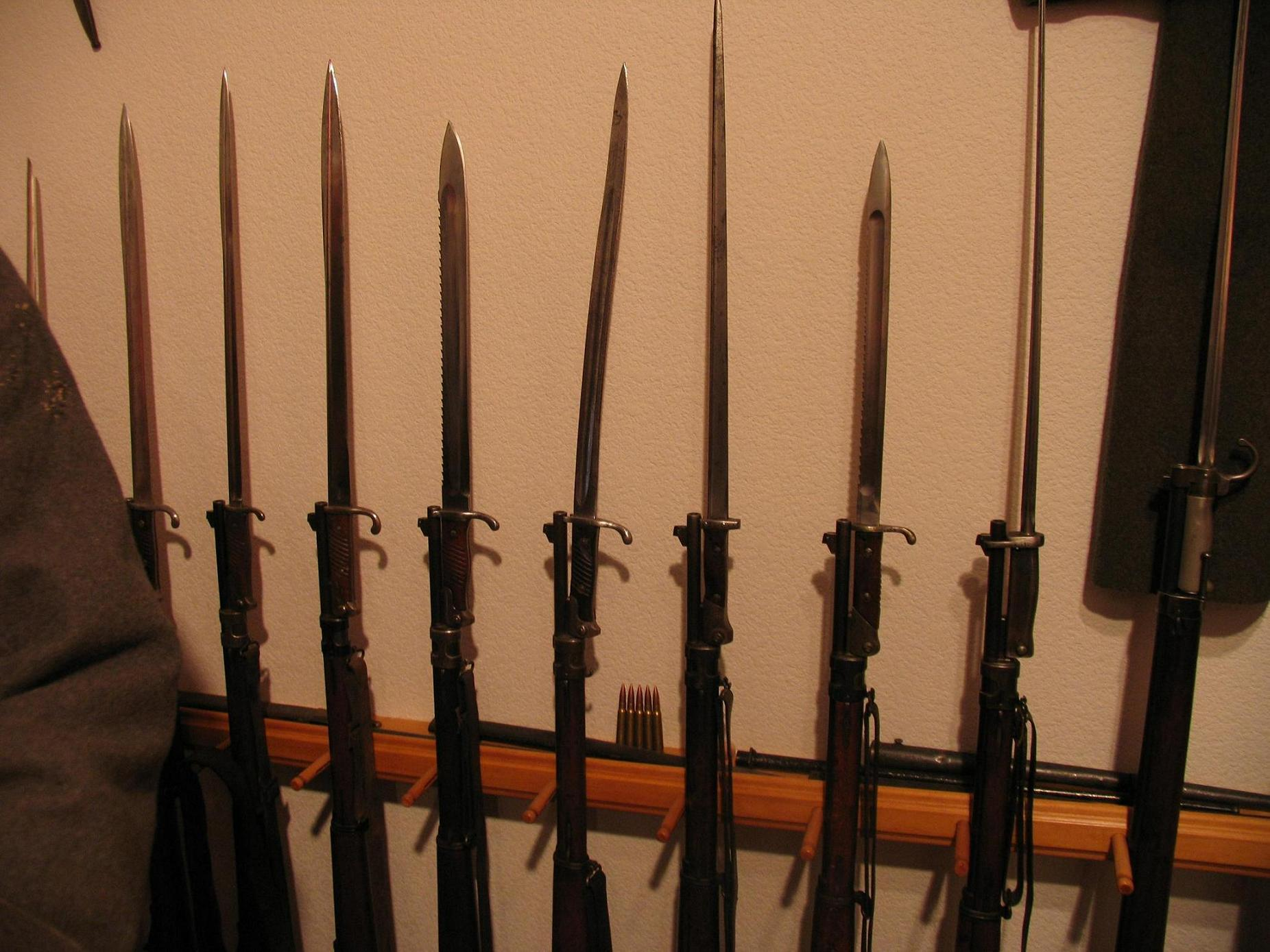 German WWI Bayonets - Section 3 - 2 Reduced.JPG