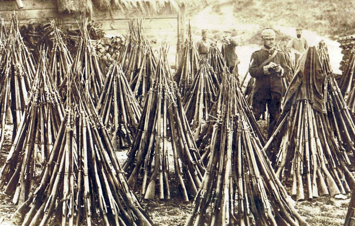Click image for larger version.  Name:Germans Inventory Captured M1891 Three-Line Rifles.jpg Views:9 Size:304.7 KB ID:2064610