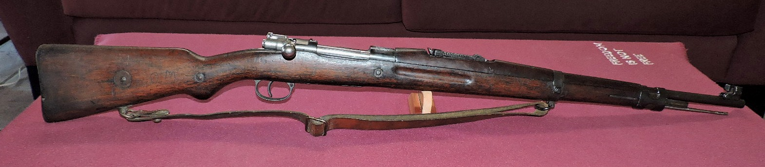 Guatemalan Vz 24 Mauser