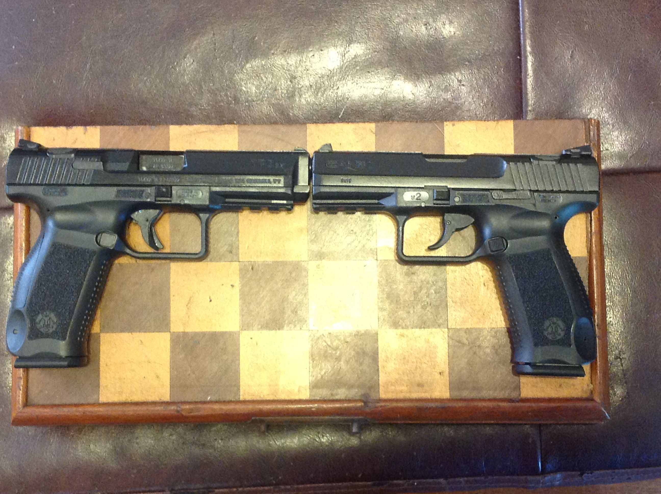 Anybody Have a Favorite 9 mm Hand Gun ?? - Page 2
