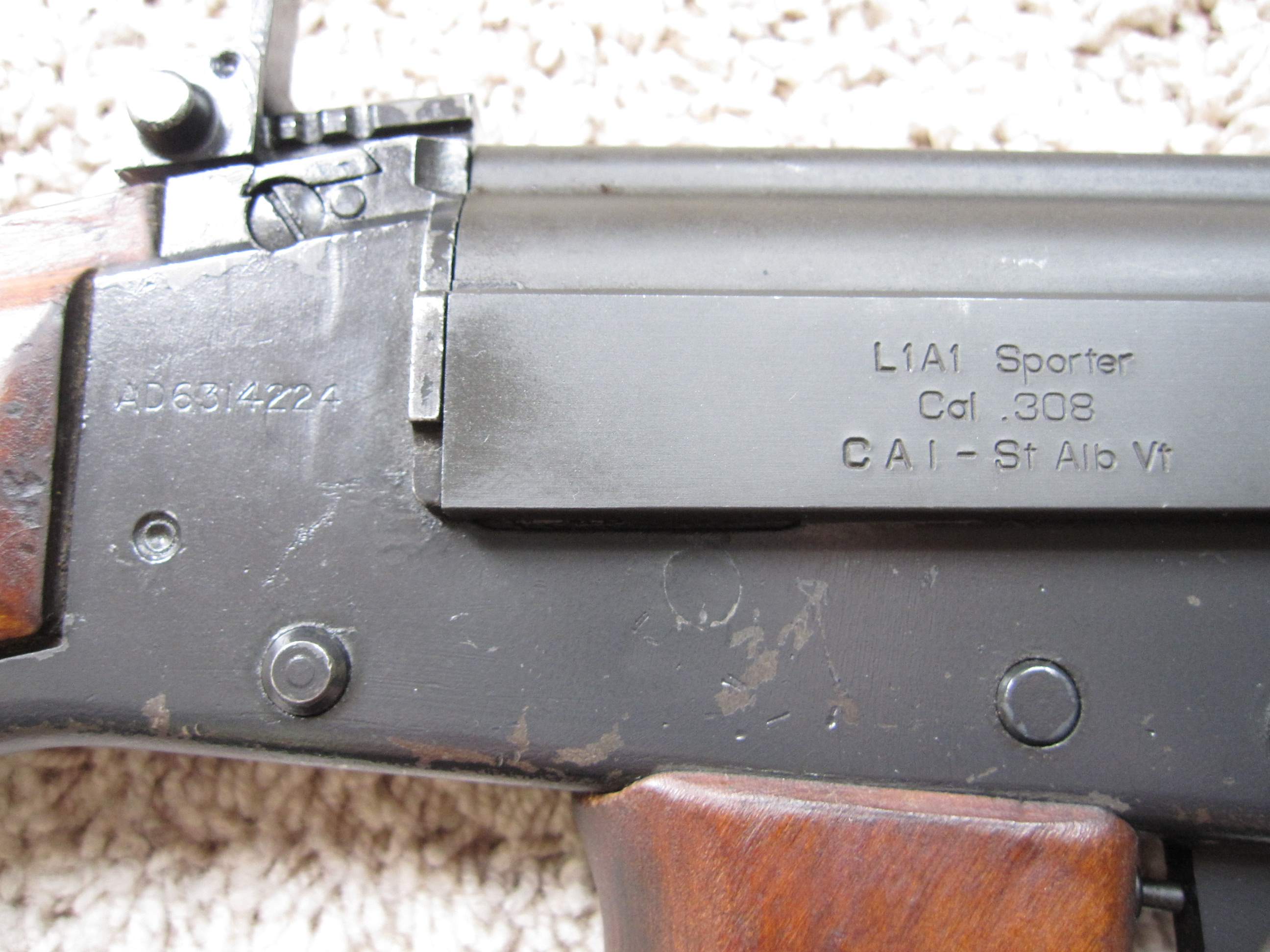 FAL / L1-A1 Sporter Assembled By Century Arms
