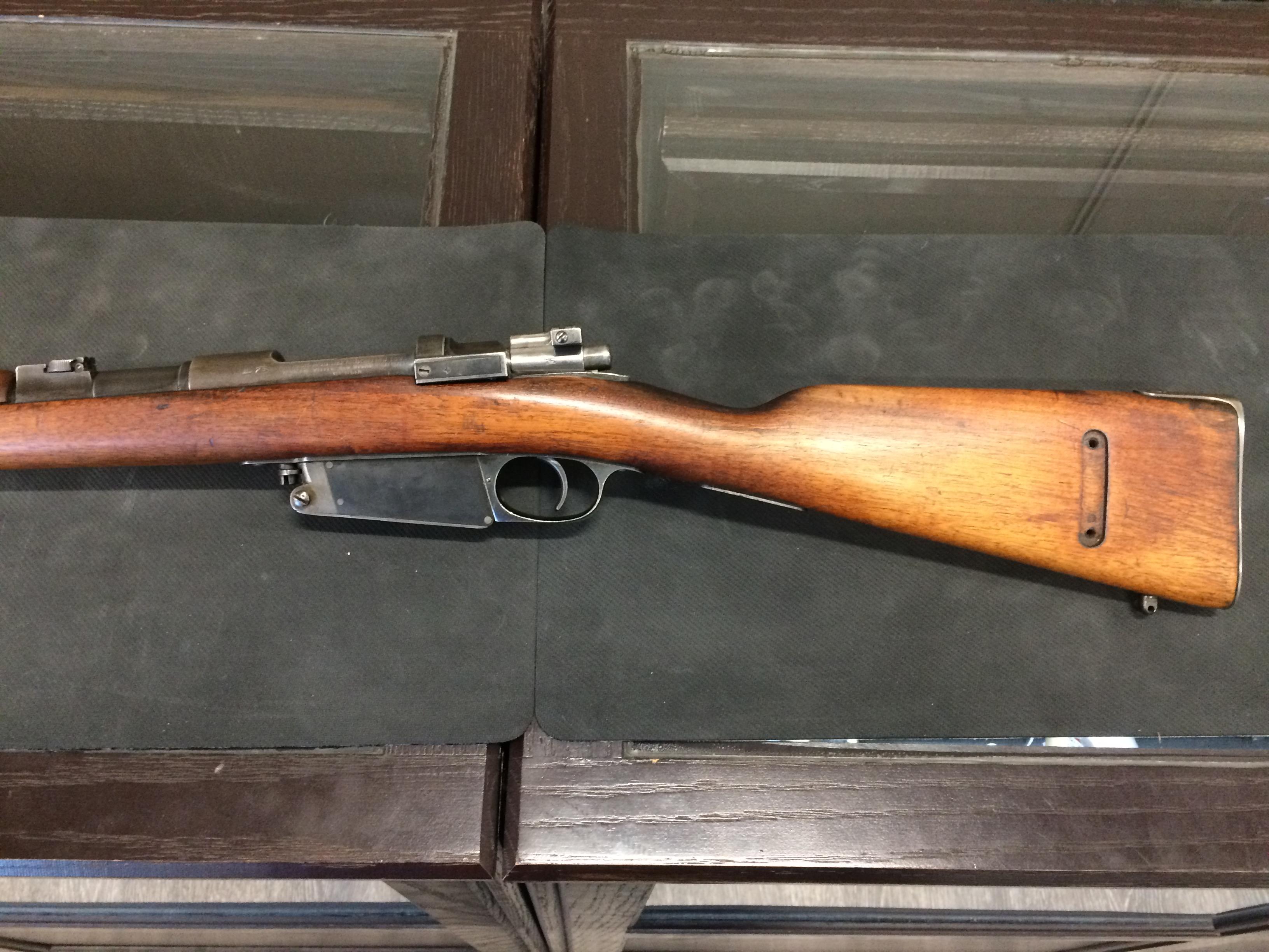1891 Argentine Cavalry Carbine