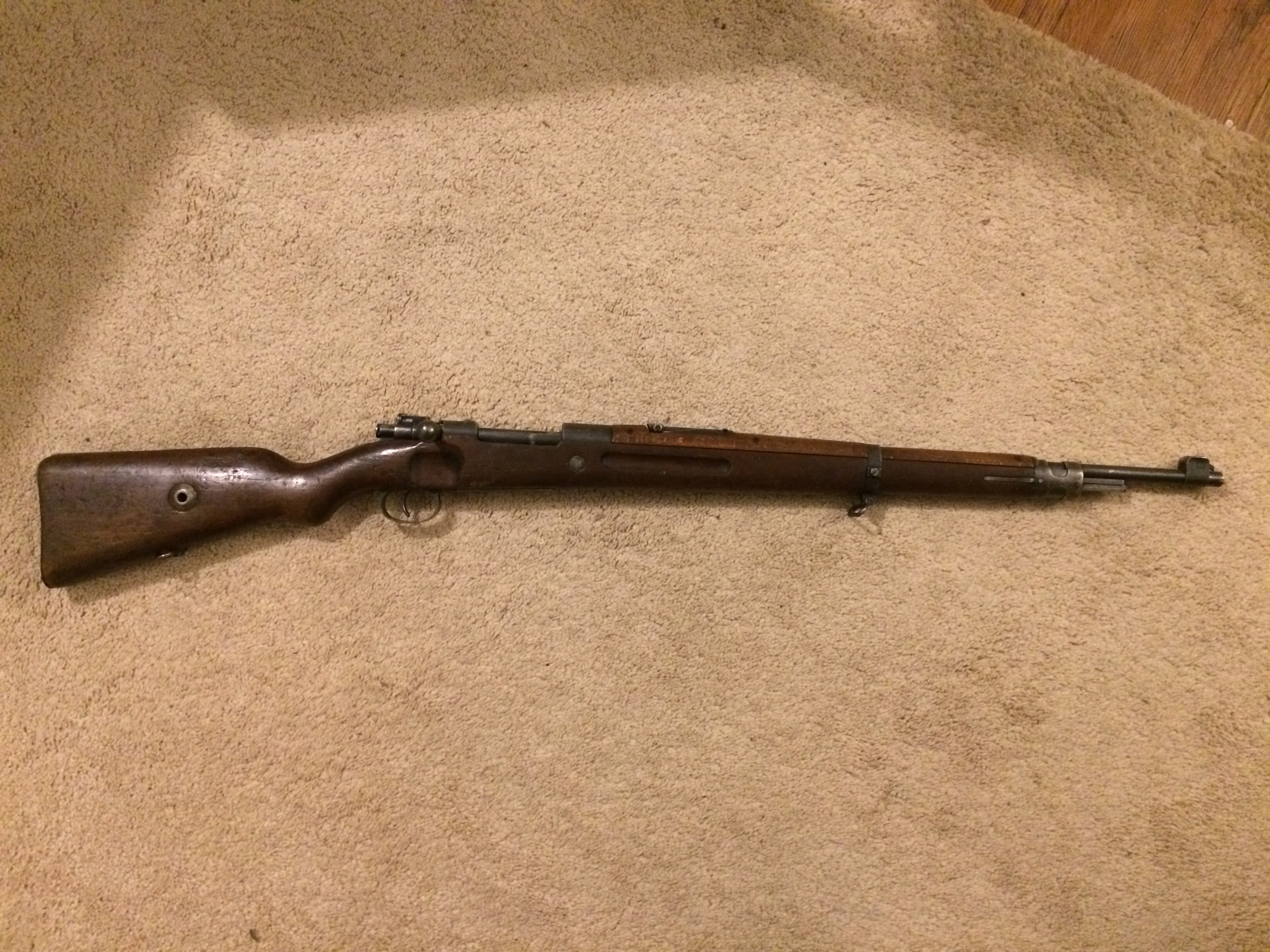 What can you tell me about this Polish mauser?